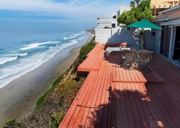 Encinitas california beach vacation rental home southern for Cabin rentals in southern california