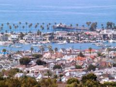 newport beach vacation rental house, socal