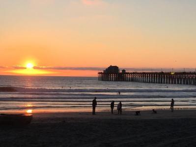 Oceanside California Beaches