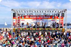 Santa Cruz Beach Concerts